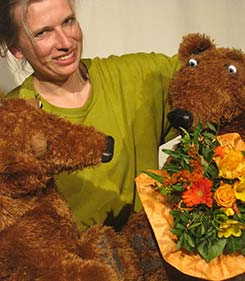 Besuch beim Profi II. Theater Blaues Haus / Krefeld live (918)