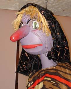 Ein Besuch im PuK, dem Museum für  Puppenspielkunst in Bad Kreuznach (            )104