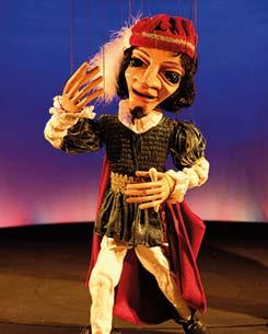 Besuch beim Profi –  Düsseldorfer Marionettentheater live (            )103
