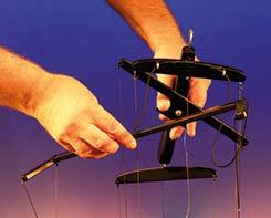 Wir halten die Fäden in der Hand –  Ensemblespiel mit Marionetten (            )109